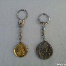 Coleccionismo de llaveros: LLAVEROS RELIGIOSOS. Lote 161552910