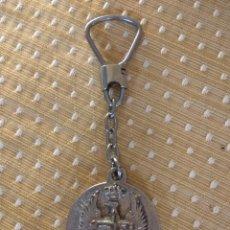 Coleccionismo de llaveros: LLAVERO DIA DE LAS FUERZAS ARMADAS, BURGOS 1983. Lote 163770170
