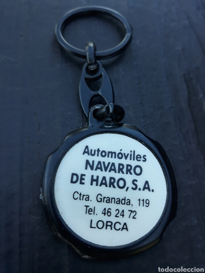 Coleccionismo de llaveros: Llavero Rover Lorca - Foto 2 - 163776416