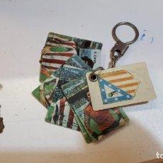Coleccionismo de llaveros: LLAVERO ATLÉTICO DE MADRID DESPLEGABLE. . Lote 164801878