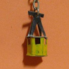 Coleccionismo de llaveros: LLAVERO - CABINA TELEFERICO -VER IMAGENES ADICIONALES - AÑOS 70 / 80. Lote 164887514