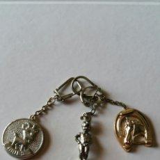 Colecionismo de porta-chaves: LLAVEROS DE PLÁSTICO, AÑOS 80.. Lote 165393076