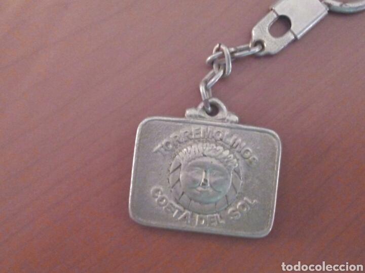 Coleccionismo de llaveros: LLAVERO PUBLICIDAD HOTEL ALTAVISTA, TORREMOLINOS,COSTA DEL SOL.AÑOS 70 - Foto 2 - 166318454