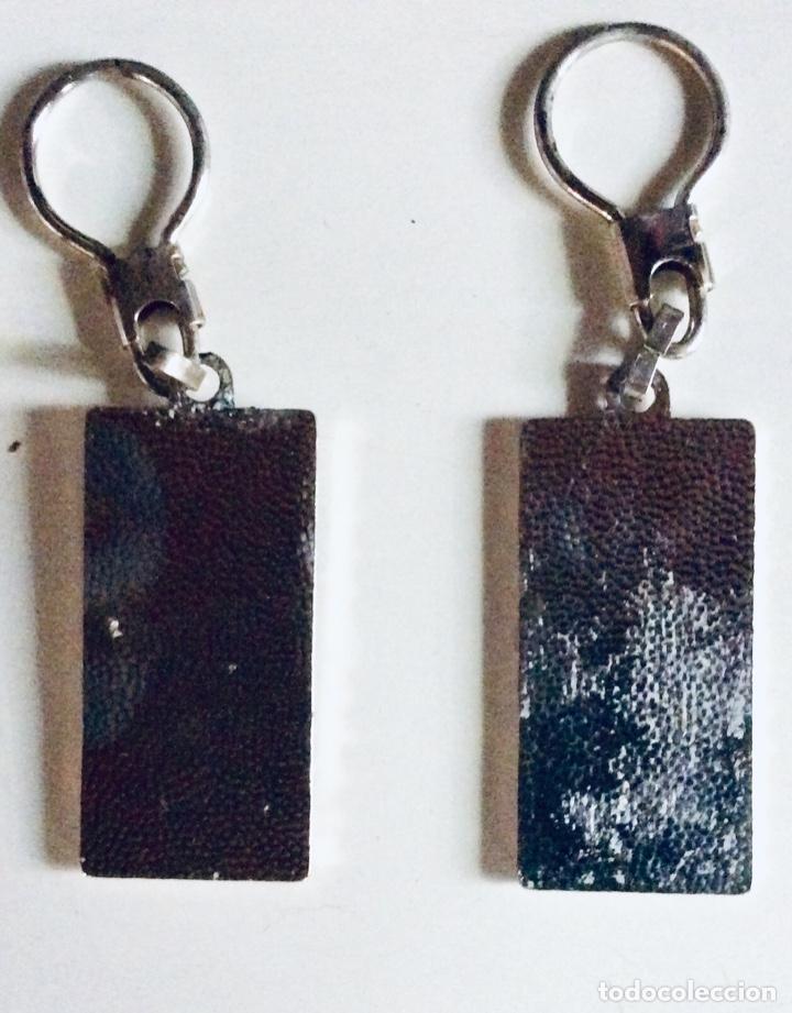 Coleccionismo de llaveros: 5 llaveros de metal con foto de MIKE JAGGER Y ROD STEWAR 11.5 x 3cm c.uno. Muy raros mirar fotos - Foto 13 - 166596598