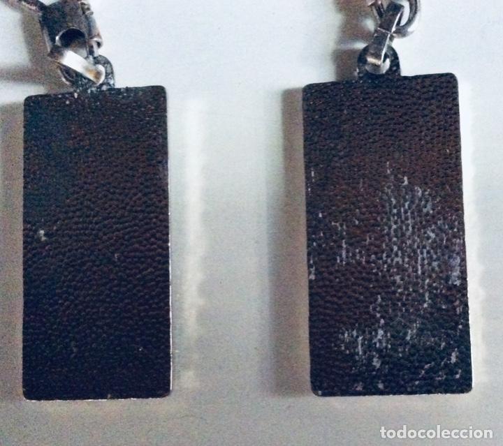Coleccionismo de llaveros: 5 llaveros de metal con foto de MIKE JAGGER Y ROD STEWAR 11.5 x 3cm c.uno. Muy raros mirar fotos - Foto 14 - 166596598