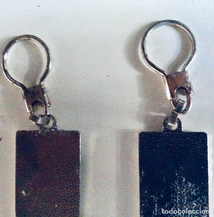 Coleccionismo de llaveros: 5 llaveros de metal con foto de MIKE JAGGER Y ROD STEWAR 11.5 x 3cm c.uno. Muy raros mirar fotos - Foto 15 - 166596598