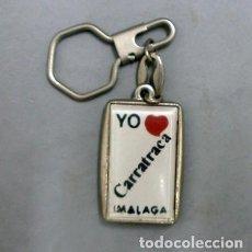 Coleccionismo de llaveros: LLAVERO DE METAL YO CARRATRACA, MALAGA- LLAV-8948 - B-177. Lote 287877458