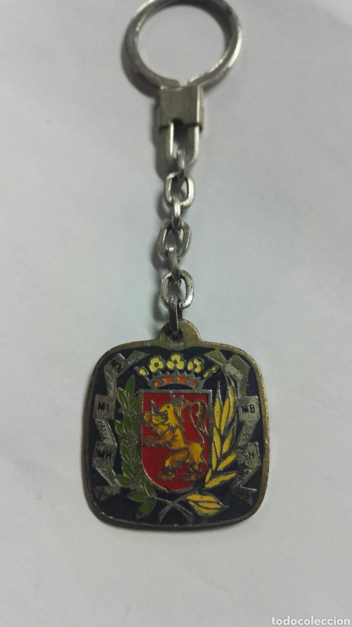LLAVERO III TROFEO CIUDAD DE ZARAGOZA (Coleccionismo - Llaveros)