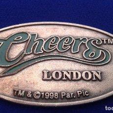 Coleccionismo de llaveros: LLAVERO CAFETERIA CHEERS -LONDRES. Lote 168670572