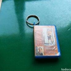 Coleccionismo de llaveros: ANTIGUO LLAVERO CINTA VHS PELÍCULA FRANCESCO. AÑOS 70-80. Lote 169470241