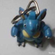 Colecionismo de porta-chaves: LLAVEROS POKEMON BURGER KING 1999 (1). Lote 169552220