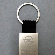Coleccionismo de llaveros: LLAVERO DE METAL OPEL ENSO MOTOR - LLAV-9307,2 - B-192. Lote 169970644