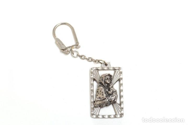 Coleccionismo de llaveros: Llavero religioso, medalla llavero, medalla católica, virgen, llavero religioso, llavero católico - Foto 2 - 170079948
