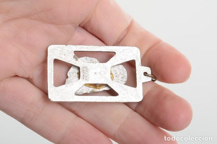 Coleccionismo de llaveros: Llavero religioso, medalla llavero, medalla católica, virgen, llavero religioso, llavero católico - Foto 8 - 170079948