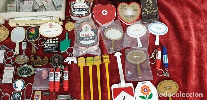 Coleccionismo de llaveros: COLECCIÓN DE PRODUCTOS DE MERCHANDISING. MULTITUD DE MARCAS. AÑOS 60/70. - Foto 4 - 171495780
