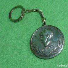 Coleccionismo de llaveros: CURIOSO LLAVERO RUDOLF DIESEL M.A.N. MOTORES DIESEL COLECCION CAMION MOTORES. Lote 171828682