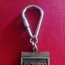Coleccionismo de llaveros: LLAVERO RECUERDO DE MADRID . Lote 171847167