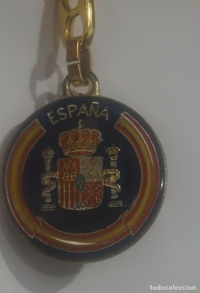 Coleccionismo de llaveros: ANTIGUO LLAVERO / armada española españa - Foto 2 - 172055923