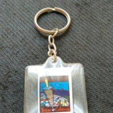 Coleccionismo de llaveros: LLAVERO TORRE COLSEROLLA. Lote 172241635