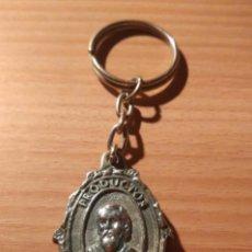 Coleccionismo de llaveros: LLAVERO DE MANTECADOS EL PATRIARCA AÑOS 90. Lote 172254595