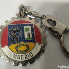 Coleccionismo de llaveros: LLAVERO MADRID. Lote 172850419