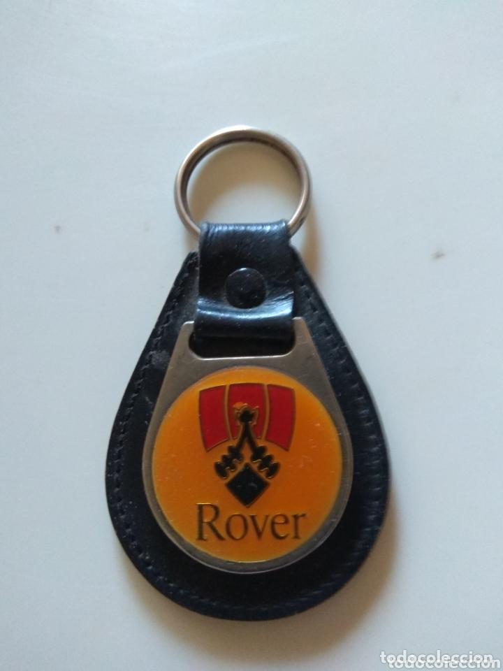 LLAVERO ROVER (Coleccionismo - Llaveros)