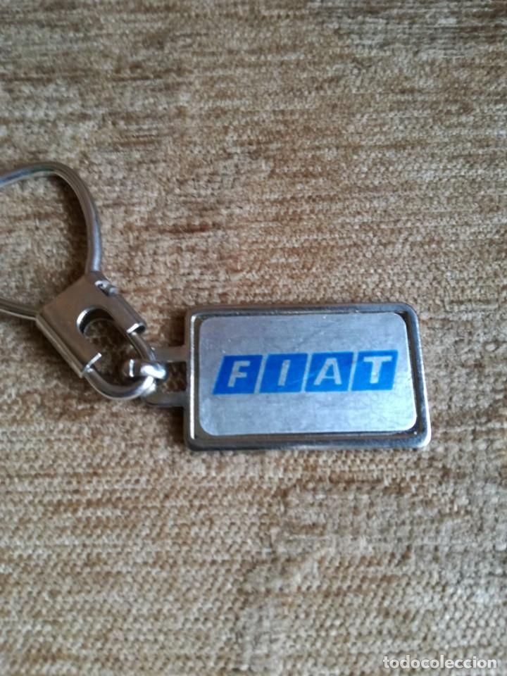 FIAT (Coleccionismo - Llaveros)