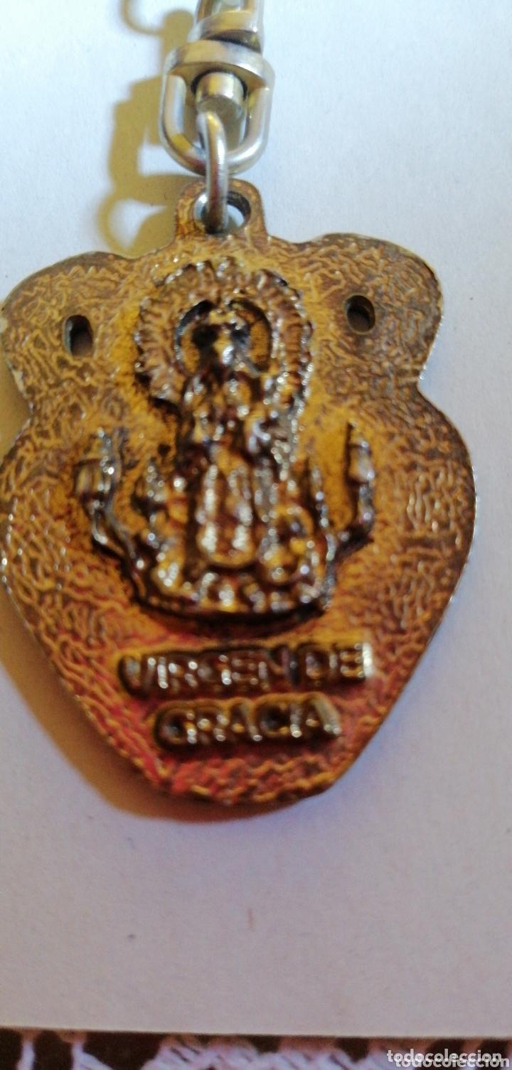 Coleccionismo de llaveros: LLAVERO DE LA VIRGEN DE GRACIA - Foto 3 - 173582799