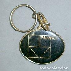 Coleccionismo de llaveros: LLAVERO DE METAL PROINSUR, SEVILLA - LLAV-9793 - B-210. Lote 173742258