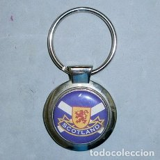 Coleccionismo de llaveros: LLAVERO DE METAL SCOTLAND - LLAV-9794 - B-210. Lote 173742350