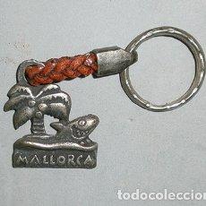 Coleccionismo de llaveros: LLAVERO DE METAL MALLORCA - LLAV-9811 - B-210. Lote 173752178