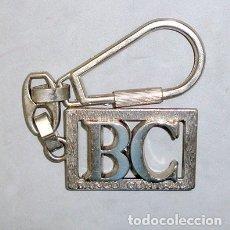 Coleccionismo de llaveros: LLAVERO DE METAL BANCO CENTRAL - LLAV-9816 - B-210. Lote 173771704