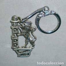 Coleccionismo de llaveros: LLAVERO DE METAL F.E.B. - LLAV-9819 - B-210. Lote 173774773