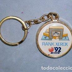 Coleccionismo de llaveros: LLAVERO DE METAL RANK XEROX SEVILLA '92 - LLAV-9876,3 - B-213. Lote 287879458