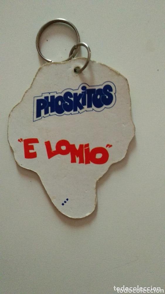 Coleccionismo de llaveros: Llavero antiguo de Phoskitos E Lomio - Foto 2 - 174223783