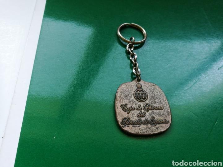 Coleccionismo de llaveros: Antiguo llavero. Caja de ahorros del Sureste de España - Foto 2 - 174315062