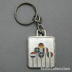 Coleccionismo de llaveros: LLAVERO DE METAL RENAULT COCHE DEL AÑO 1982 - LLAV-8859 - B-172. Lote 194923015