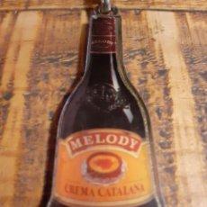 Coleccionismo de llaveros: MELODY CREMA CATALANA - LLAVERO. Lote 177432383