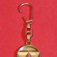 Coleccionismo de llaveros: LLAVERO TALBOT CIERRA PONTEVEDRA SANTIAGO AÑOS 80. Lote 177514817
