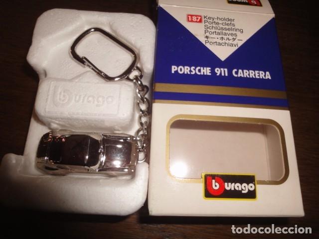 Coleccionismo de llaveros: LLAVERO COCHE PORSCHE 911 CARRERA - Foto 2 - 177524477