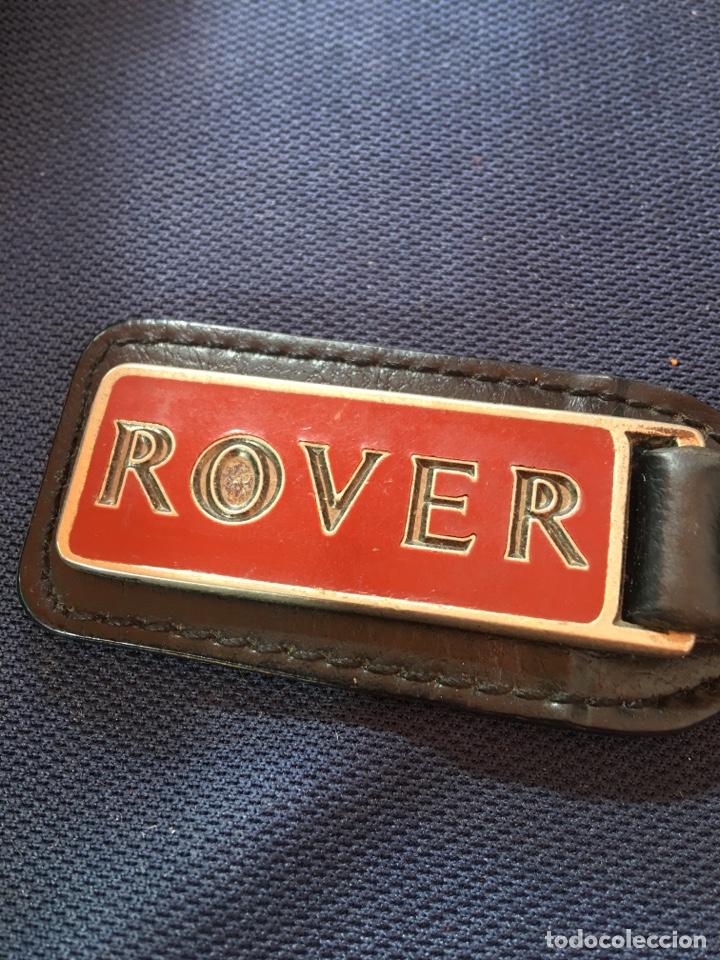 Coleccionismo de llaveros: LLAVERO ROVER COCHE - Foto 2 - 178571433