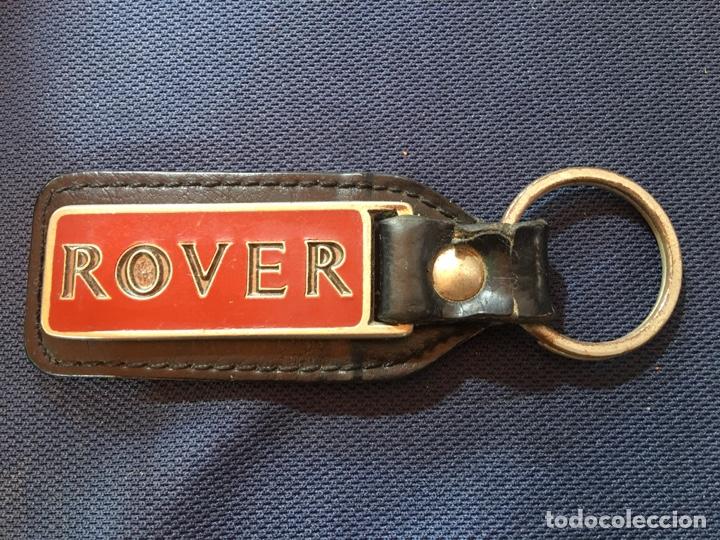 LLAVERO ROVER COCHE (Coleccionismo - Llaveros)
