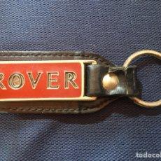 Coleccionismo de llaveros: LLAVERO ROVER COCHE. Lote 178571433