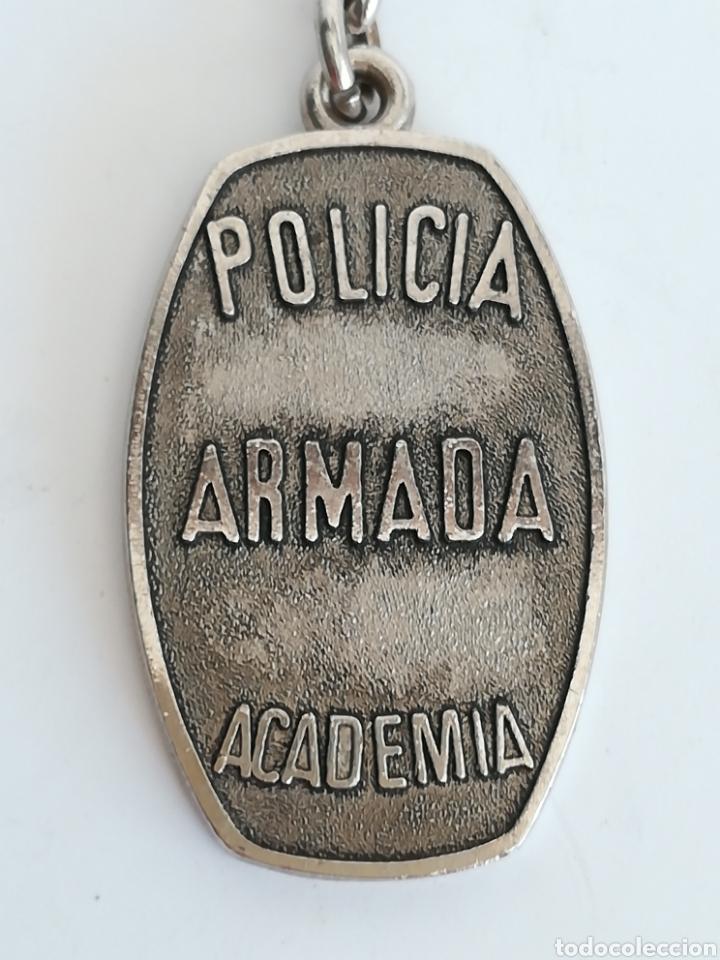 Coleccionismo de llaveros: Llavero Policia Armada Academia - Foto 2 - 178677706