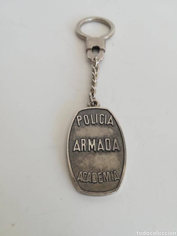 Coleccionismo de llaveros: Llavero Policia Armada Academia - Foto 3 - 178677706