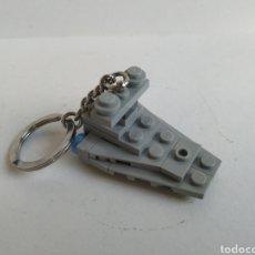 Coleccionismo de llaveros: LLAVERO LEGO NAVE STAR WARS. Lote 180091862