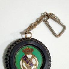 Coleccionismo de llaveros: LLAVERO REAL MADRID QUINIELA 1X2. Lote 180502106