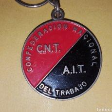 Colecionismo de porta-chaves: LLAVERO C.N.T. / A.I.T.. Lote 181964828