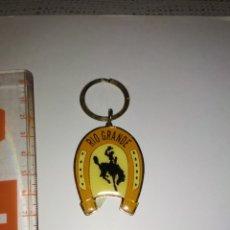 Coleccionismo de llaveros: LLAVERO RÍO GRANDE. Lote 182856743