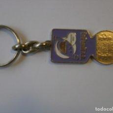 Coleccionismo de llaveros: LLAVERO LECHE ENFAMIL MONEDA 100 PESETAS. Lote 182951743